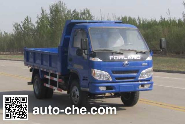 Foton BJ3083DEJEA-2 dump truck