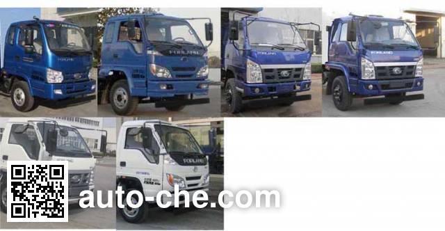Foton BJ3085DEPEA-2 dump truck