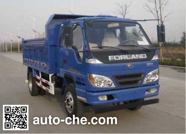 福田牌BJ3085DEPEA-2自卸汽车