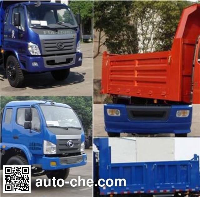 Foton BJ3102DDPFA-G1 dump truck
