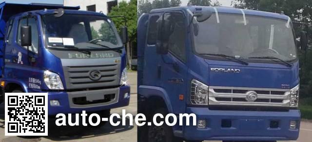 Foton BJ3102DEPE4-G1 dump truck