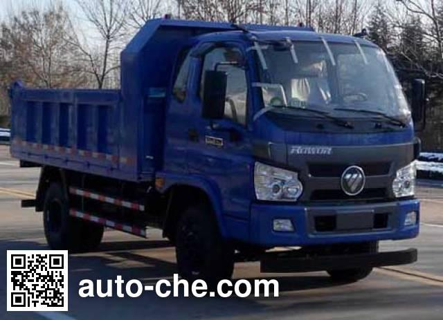 福田牌BJ3103DEPDA-FA自卸汽车