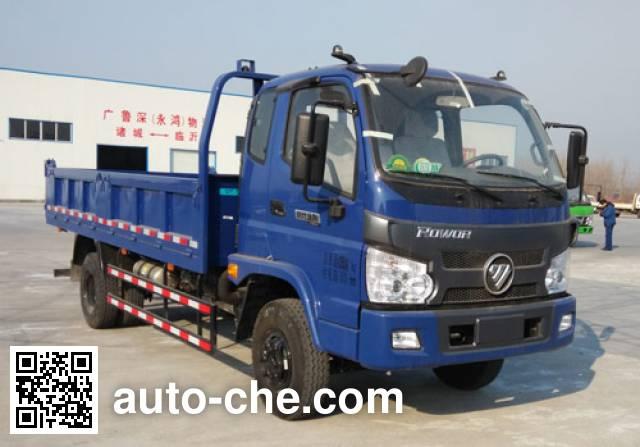 福田牌BJ3103DEPDA-FC自卸汽车