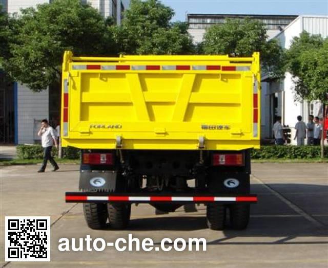 Foton BJ3113DJKFA-G1 dump truck
