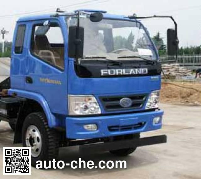 福田牌BJ3115DGPEA-1自卸汽车