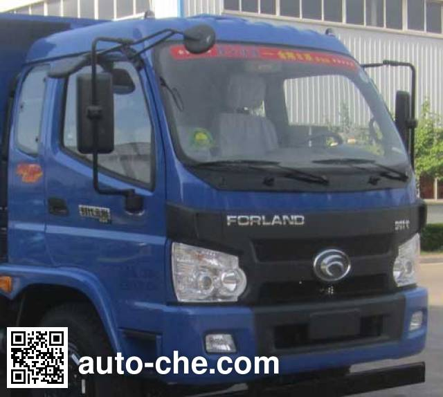 Foton BJ3165DJPED-1 dump truck