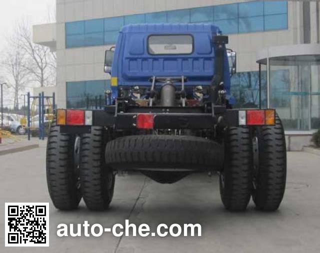 Foton BJ3165DJPED-1 dump truck chassis