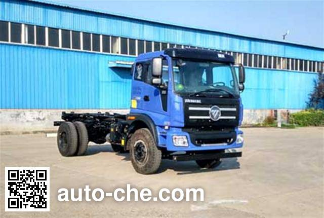 Foton BJ3185DKPHA-FA dump truck chassis