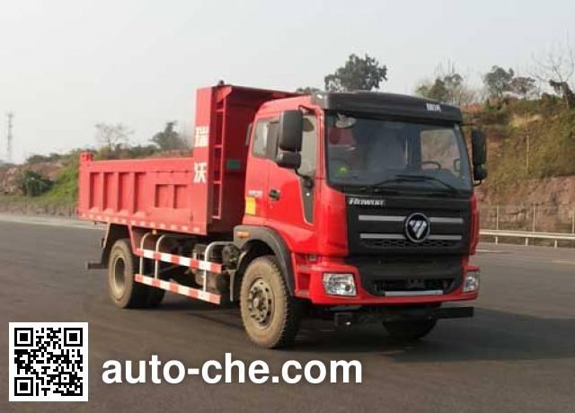 Foton BJ3166DKPED-1 dump truck