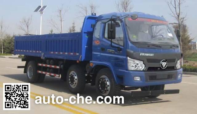 福田牌BJ3185DKPFB-1自卸汽车