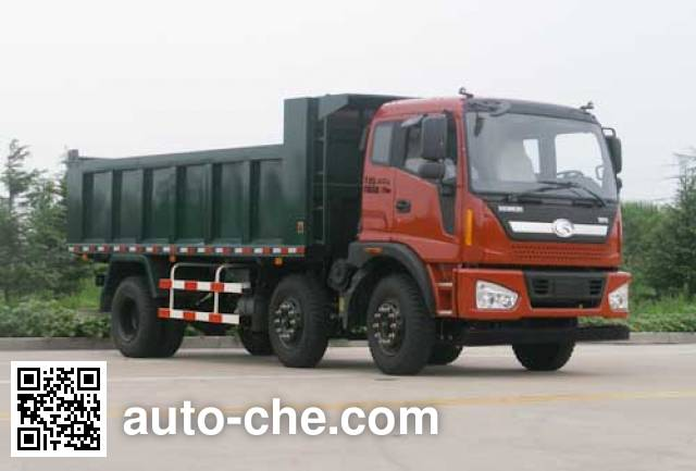 福田牌BJ3225DLPFB-2自卸汽车