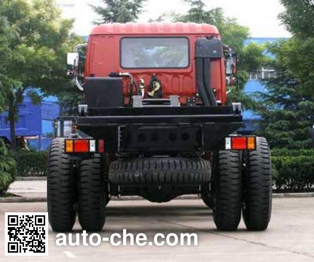 Foton BJ3225DLPFB-2 dump truck chassis