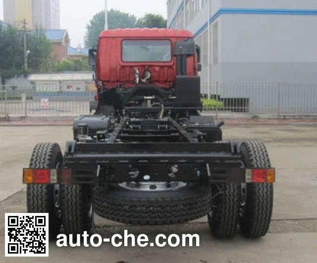 Foton BJ3245DLPEE-1 dump truck chassis