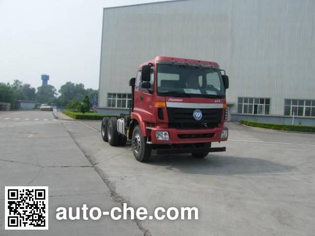 Foton Auman BJ3252DLPJB-AB dump truck chassis
