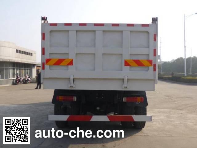 欧曼牌BJ3252DLPJE-AA自卸汽车