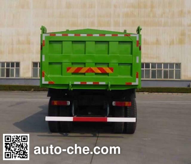 Foton Auman BJ3253DLPKE-XM dump truck