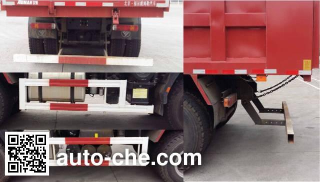 Foton Auman BJ3253DLPKB-AC dump truck
