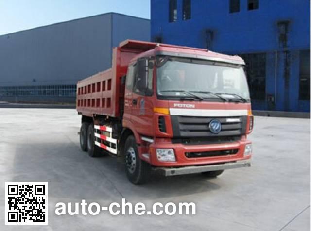 Foton Auman BJ3253DLPKB-XD dump truck