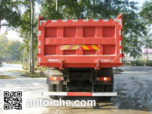 欧曼牌BJ3253DLPKB-XJ自卸汽车