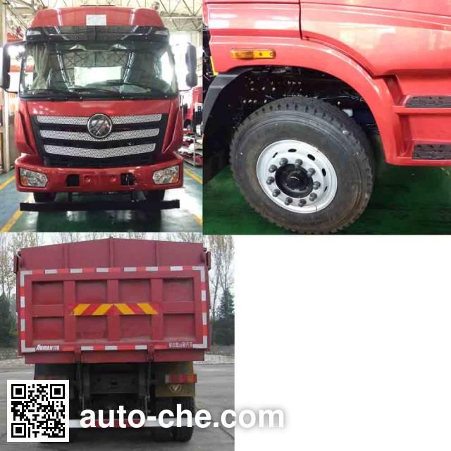 Foton Auman BJ3253DLPKE-AE dump truck