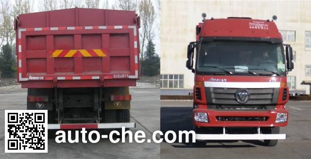 Foton Auman BJ3253DLPKE-AG dump truck
