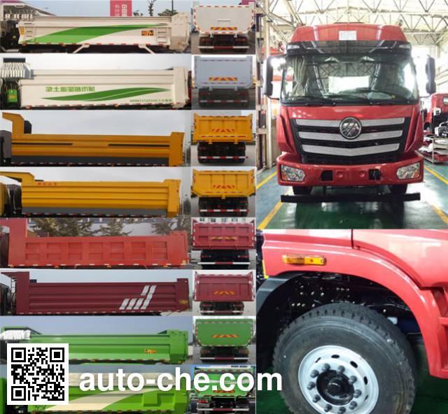 Foton Auman BJ3253DLPKE-AH dump truck