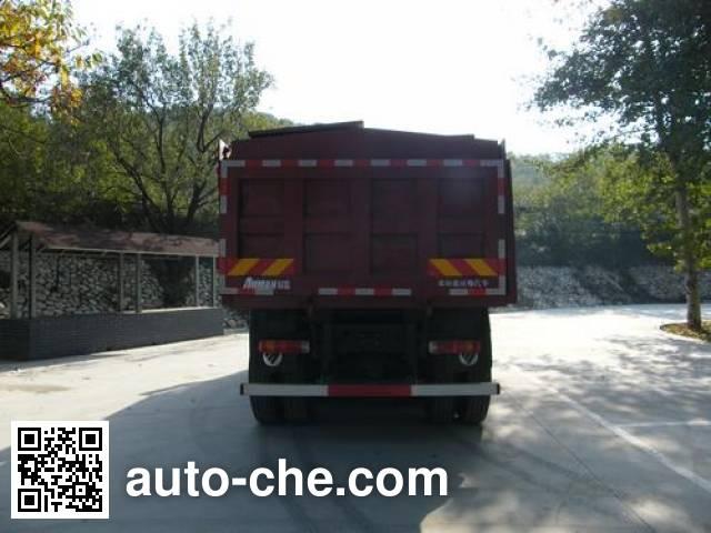 Foton Auman BJ3253DLPKE-XH dump truck