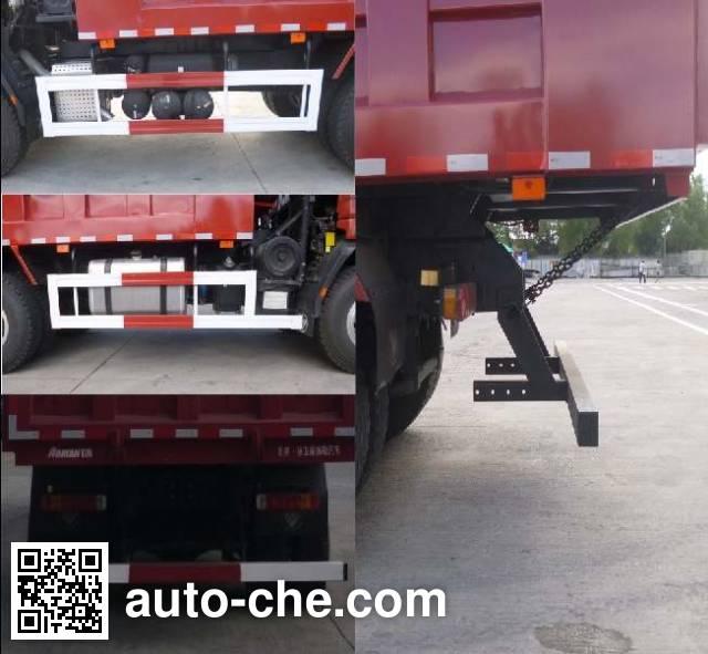 Foton Auman BJ3253DLPKB-AG dump truck