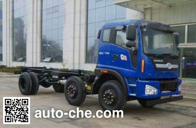 Foton BJ3255DLPHB-3 dump truck chassis