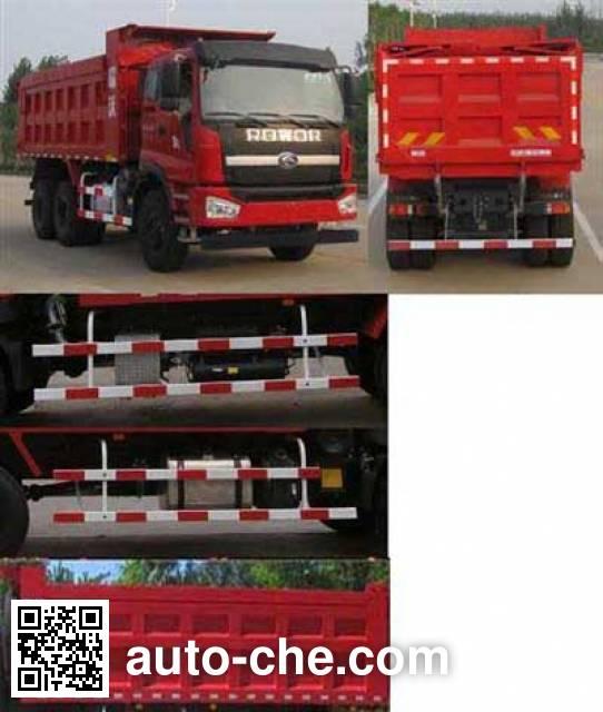 Foton BJ3255DLPJB-4 dump truck