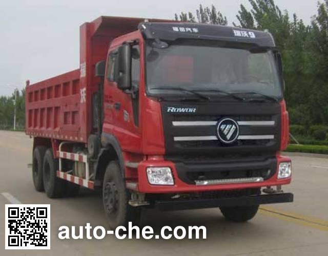 Foton BJ3255DLPJE-5 dump truck