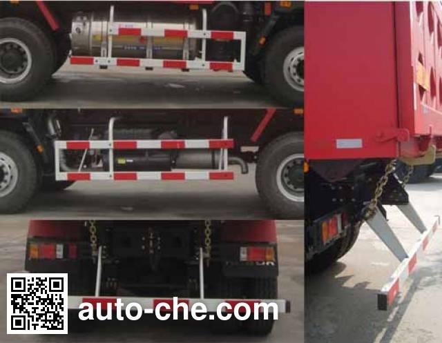 Foton BJ3255DLPKB-1 dump truck
