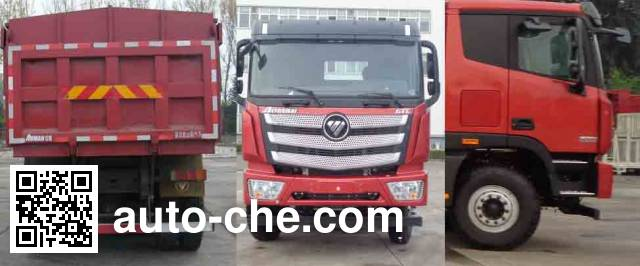 Foton Auman BJ3259DLPKB-AB dump truck