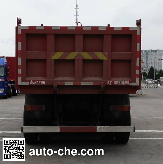 Foton Auman BJ3259DLPKE-XF dump truck