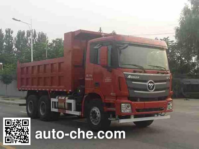 Foton Auman BJ3259DLPKB-AC dump truck