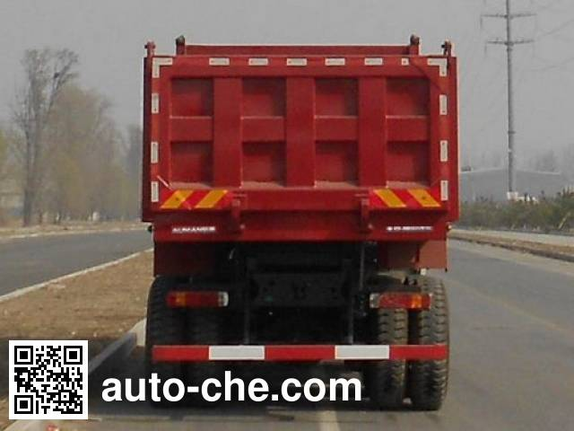 Foton Auman BJ3259DLPKE-XC dump truck