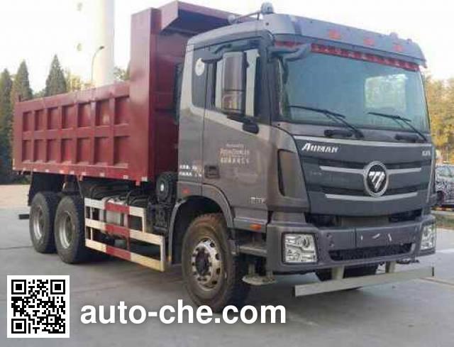 Foton Auman BJ3259DLPKE-XE dump truck