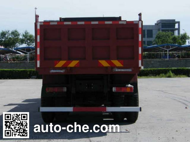 Foton Auman BJ3313DMPCF-XA dump truck