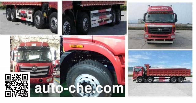 Foton Auman BJ3313DMPCJ-XA dump truck