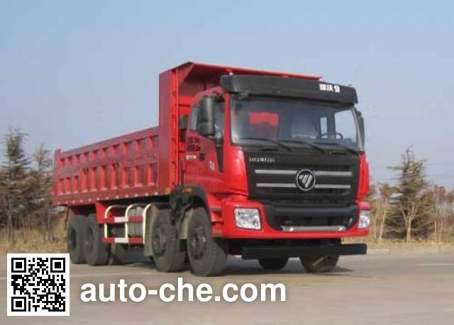 Foton BJ3313DMPJF-8 dump truck
