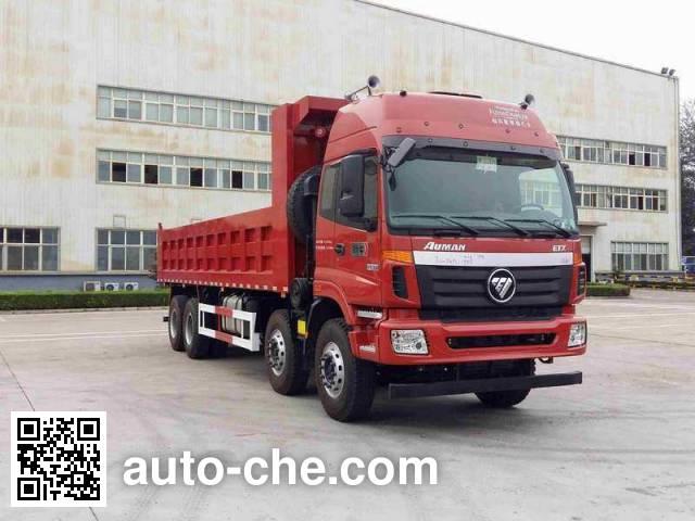 Foton Auman BJ3313DMPKF-AA dump truck