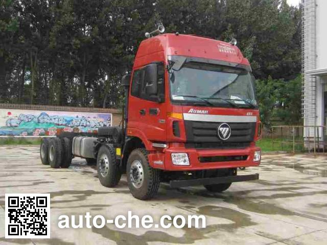 Foton Auman BJ3313DMPKF-AD dump truck chassis