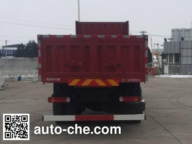 欧曼牌BJ3313DMPKJ-AD自卸汽车