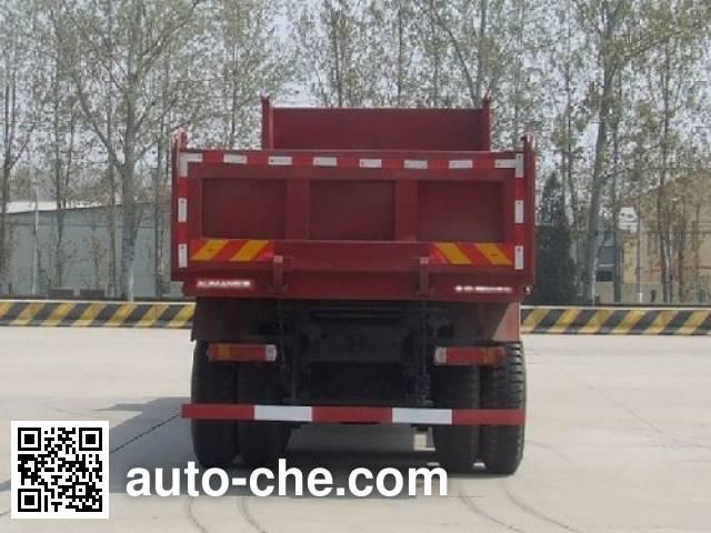 Foton Auman BJ3313DMPKJ-XD dump truck