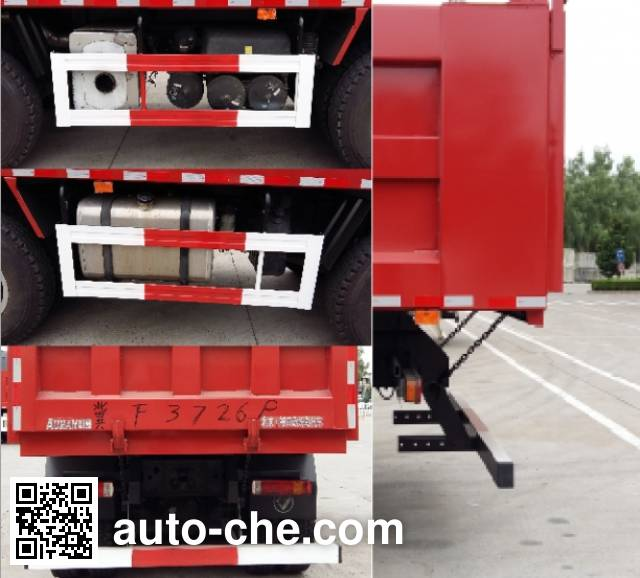 Foton Auman BJ3313DNPKC-XG dump truck