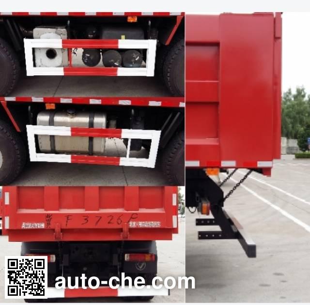 欧曼牌BJ3313DNPKC-AC自卸汽车