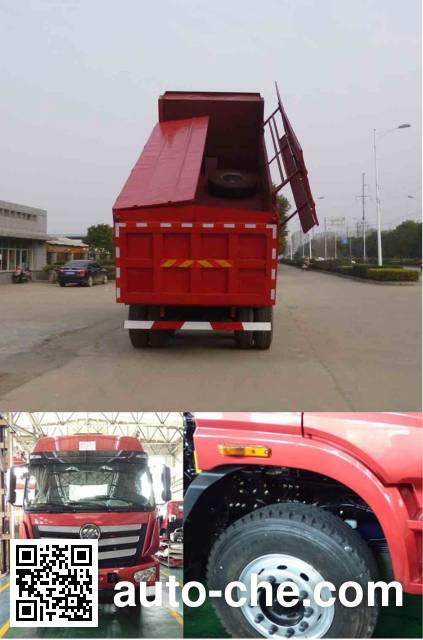 Foton Auman BJ3313DNPKC-AK dump truck