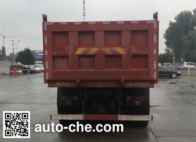 Foton Auman BJ3313DNPKC-AL dump truck
