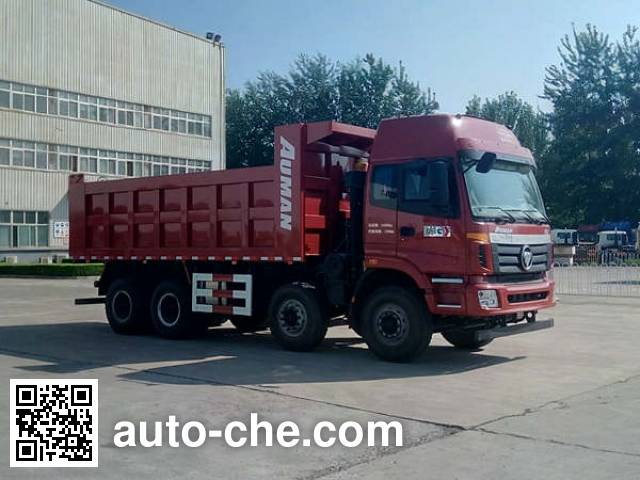 Foton Auman BJ3313DNPKC-AP dump truck
