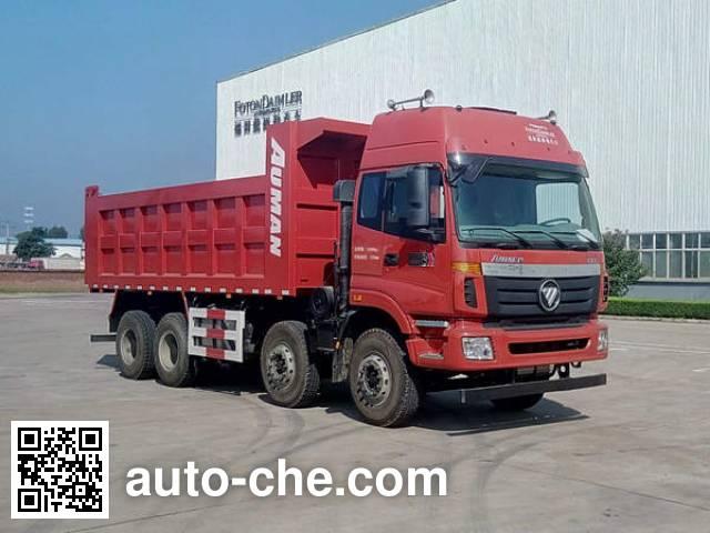 欧曼牌BJ3313DNPKC-AQ自卸汽车